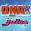 DNA On JUICE CORK, Ireland