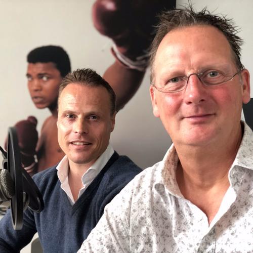 Tino van Dam en Ivo Mostert over 100% Rotterdam en Den Haag