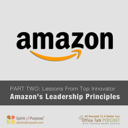 Learn From Amazon's Leadership Principles