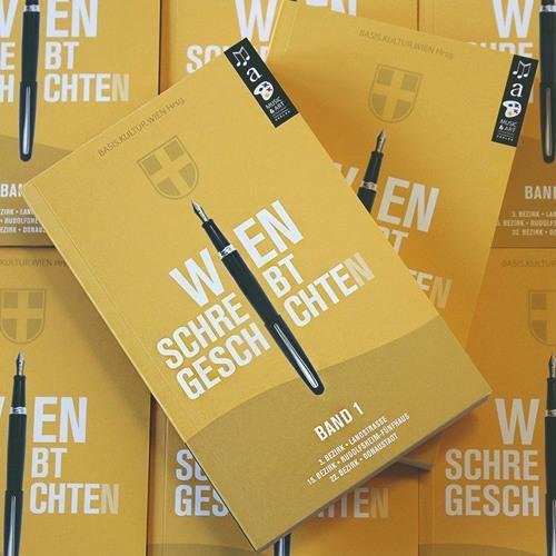Geschichte(n) aus Wien: Buchprojekt über Vielfalt und die Partyreihe FirleTanz