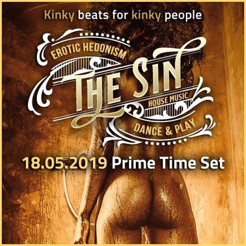 Move your ass - DJ Gillian Set 2 @ THE SIN - Kinky House & Techno Dance & Play Party 18.05.2019