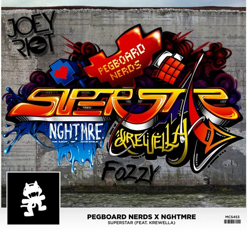 Superstar - Pegboard Nerds & NGHTMRE Feat Krewella (Fozzy & Joey Riot Remix)