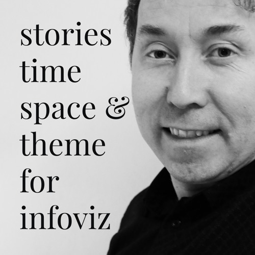 Tomi on Information visualisation: the roles of stories, time, space and theme