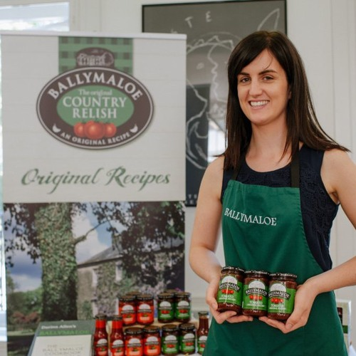 Podcast: Episode 8, Maxine Hyde of Ballymaloe Foods