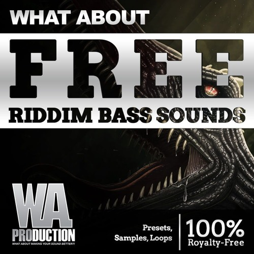 180 Free Riddim Serum Presets & Bass Loops | FREE RIDDIM BASS SOUNDS