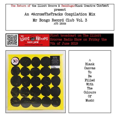 ATT Compilation Mix Mr Bongo's Record Club Vol  3 Mixdown by