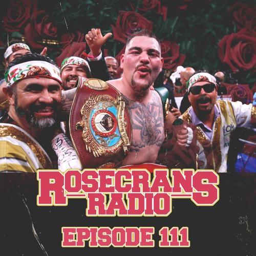 Rosecrans Radio 111: Bathtubs and Blackberries