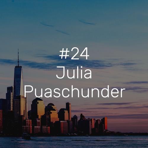 #24 – Julia Puaschunder: Researcher & Behavioral Economist at Columbia University and The New School