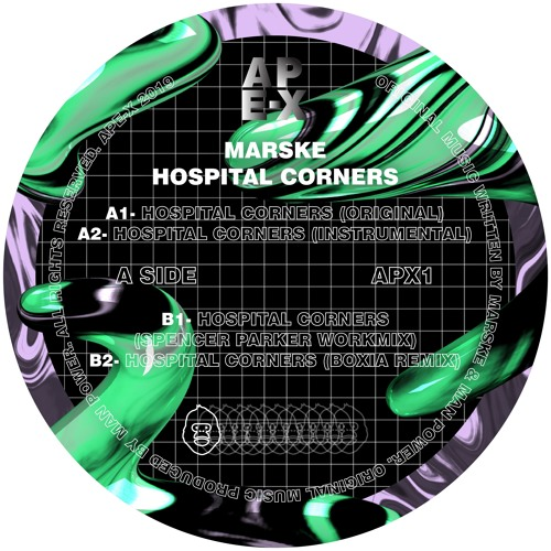 PREMIERE : Marske - Hospital Corners (Boxia Remix)