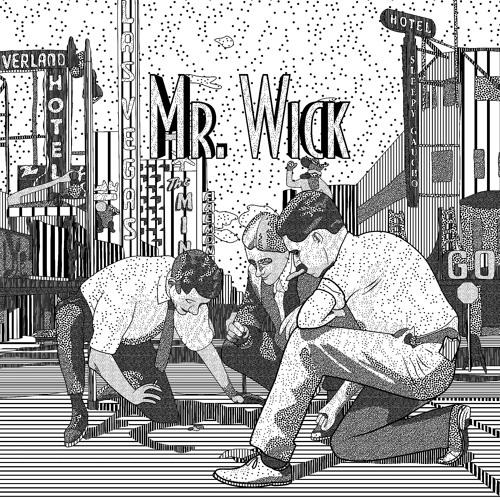 Sleepy Gaucho - Mr. Wick
