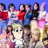 TWICE's FANCY BOY WITH EPIC LIL MASHUP Ft. BTS Lil Pump Pop Team Epic HANI 염따 & Etc. ANIMASHUP 229
