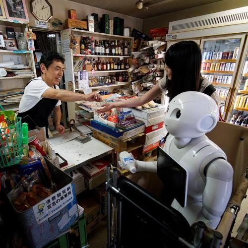 06.06.19 Viimane mudel: robot ei asenda müügimeest, kuid näitab, mis tegevus on jabur