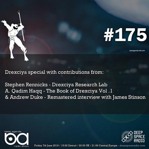 BassAgenda 175 Drexciya Special with A Qadim Haqq, Stephen Rennicks & Andrew Duke