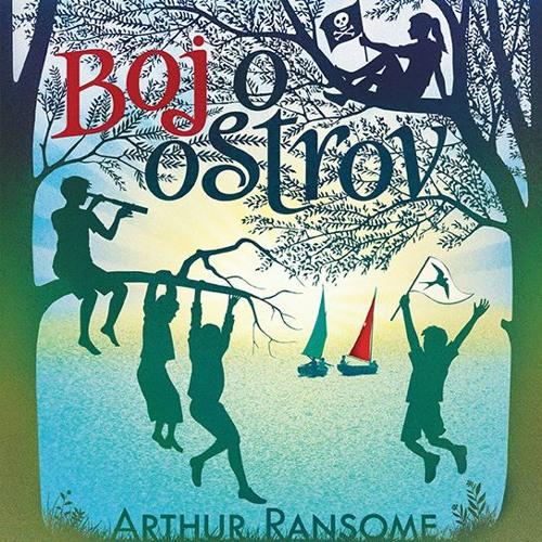 Arthur Ransome - Boj o ostrov