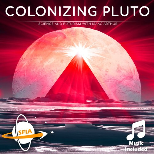 Colonizing Pluto