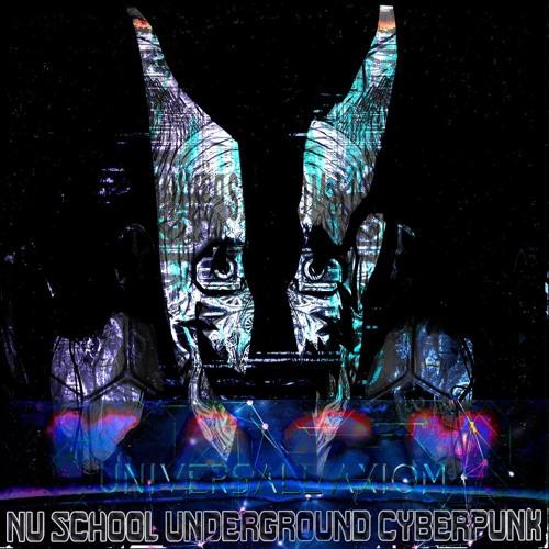 Kach - NU SCHOOL CYBERPUNK LP Out 11.03.19