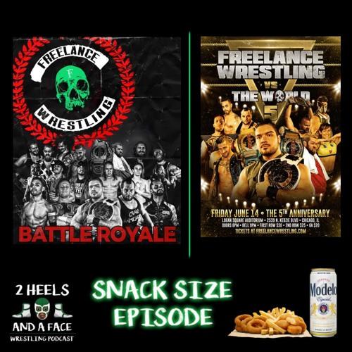 SnackSize - Freelance Wrestling - Battle Royale/Vs The World 5