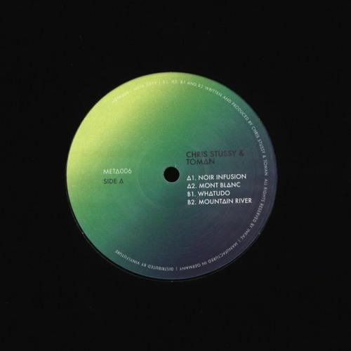 B1 Chris Stussy, Toman - Whatudo (META006)