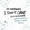 Download Ed Sheeran & Justin Bieber - I Don't Care (James Godfrey & Keepin It Heale Remix) Mp3
