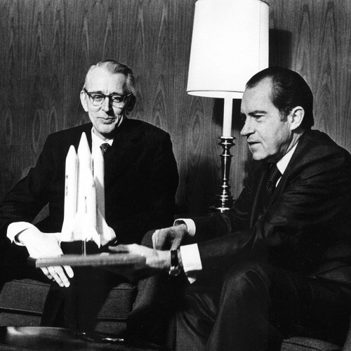 John Logsdon on President Nixon, the Apollo Program and Space Policy