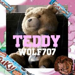TEDDY - WOLF707