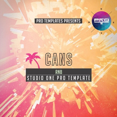 Cans Studio One Pro Template