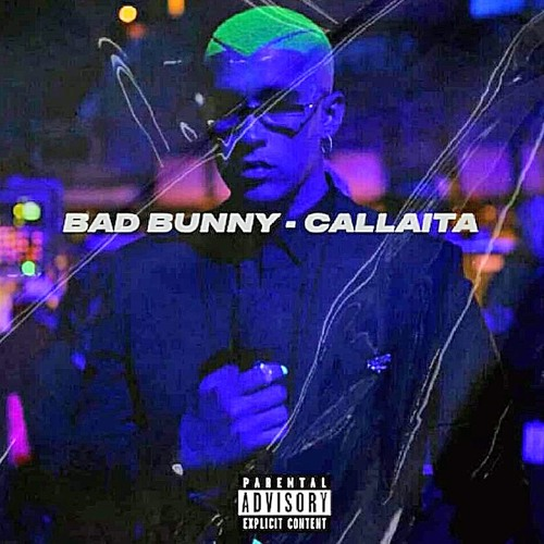 Bad Bunny - Callaita 103 Bpm - DjMota Reggaetón Intro Acapella