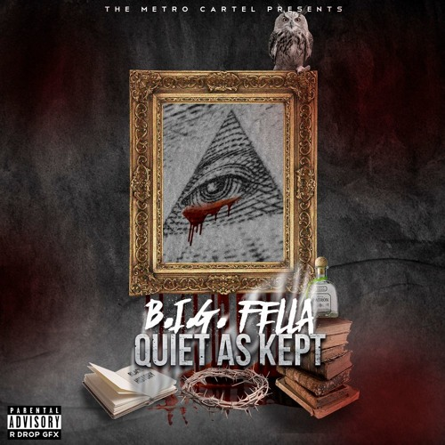 Quiet As Kept EP