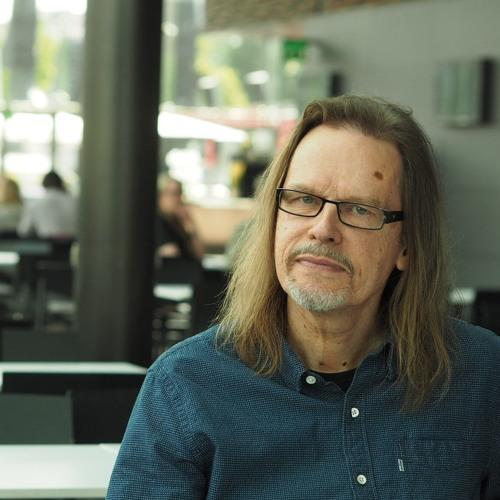 Haastateltavana Sodankylän Elokuvajuhlien taiteellinen johtaja Timo Malmi