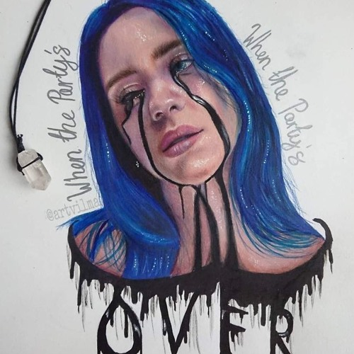 Billie Eilish When The Party S Over: When The Party's Over Billie Eilish By Elias Lanyon Music