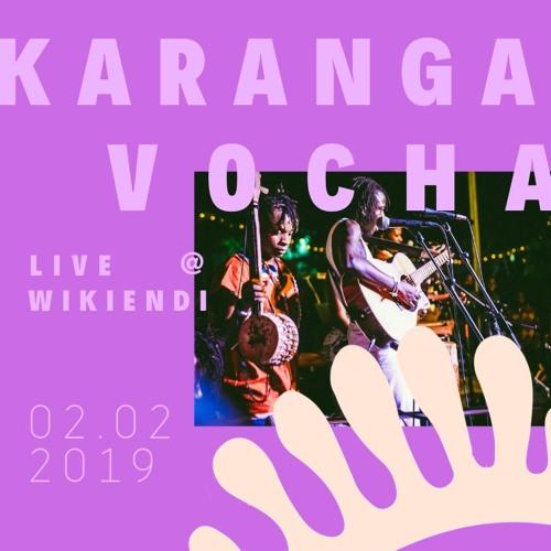 Karanga Vocha - What Do You See