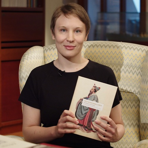 En ny bok - Den kinesiska idén med Rebecka Eriksson