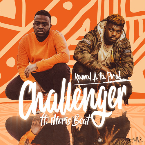 Challenger (feat  Moris Beat) | Afro Dance Instrumental by