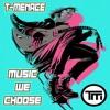 MUSIC WE CHOOSE (Gorillaz 19-2000 Tek Bootleg)