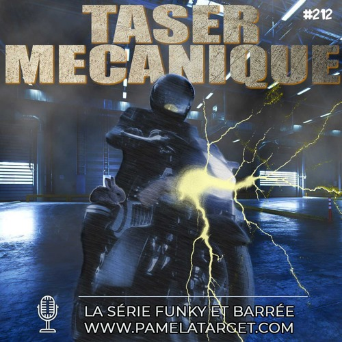 PTS02E12 Taser Mecanique