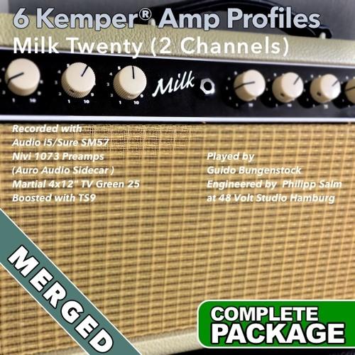 amp twenty