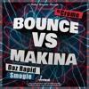 DJ CROMO MC SMOGIE DAZ RAPID BOUNCE MAKINA SPECIAL......VERBAL NETWORKS Portada del disco