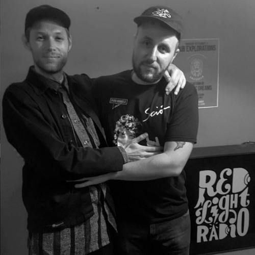 Niklas Wandt & Monty @ Red Light Radio 9-10-2018
