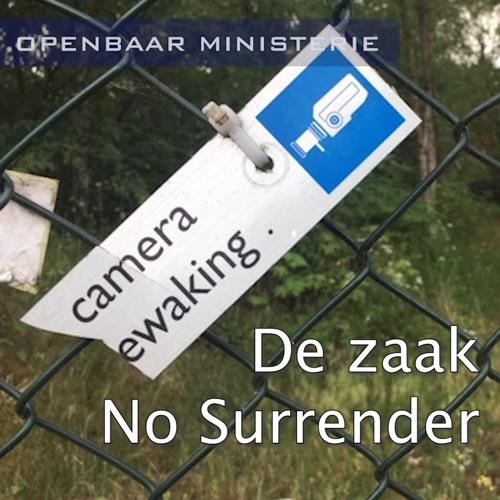 OM podcast 8: No Surrender
