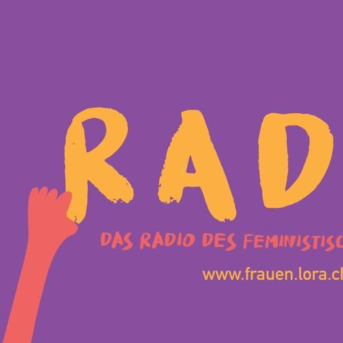 RADIA Jingle: in zweite schweizerische Frauenstreik teilne!