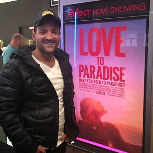Julian Galea - His feature film 'Love To Paradise' reached the iTunes' Top 3!