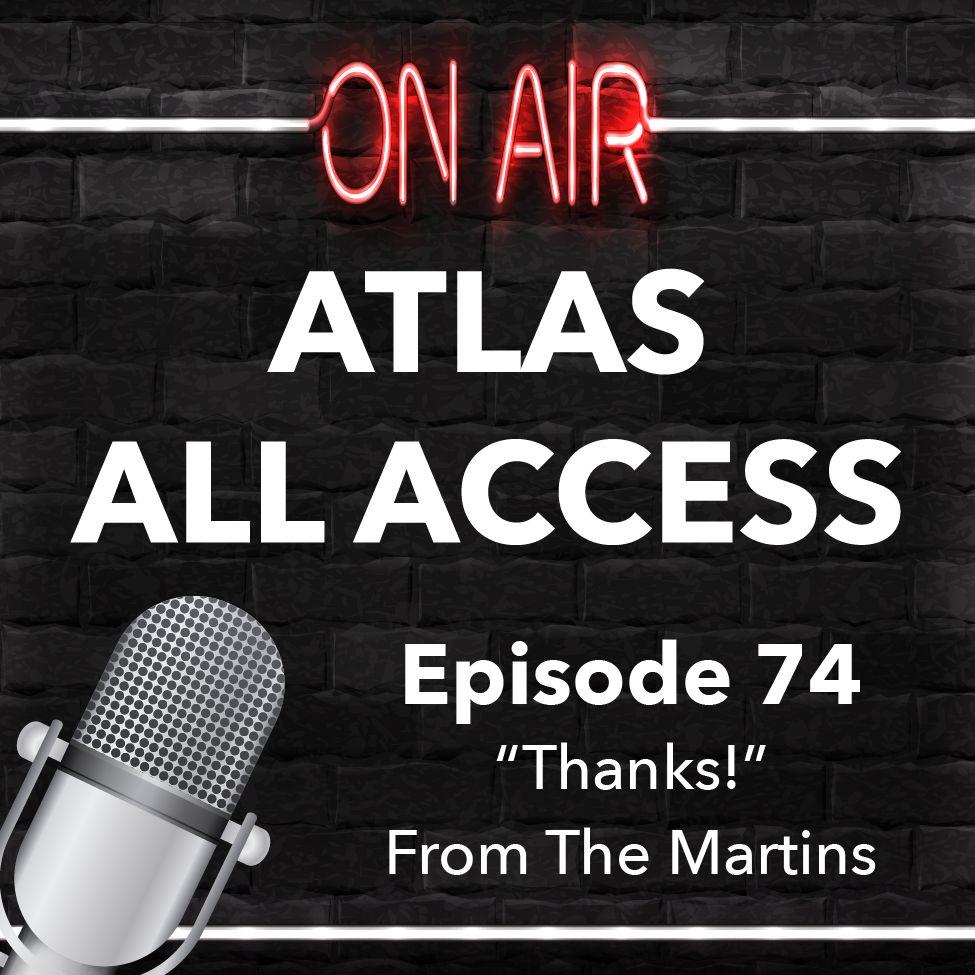 Atlas All Access #74 -