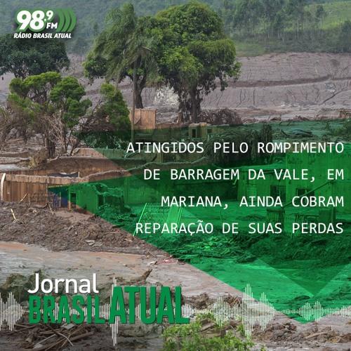 Atingidos pelo rompimento de barragem da Vale, em Mariana, ainda cobram reparação de suas perdas