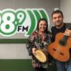 Cantora  Uxía mostra a mistura da música galega com o  fado e ritmos brasileiros