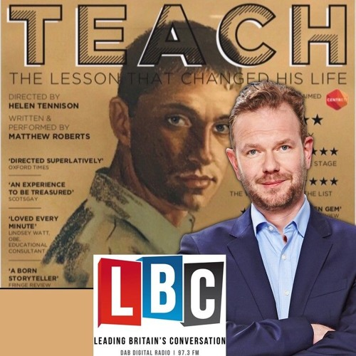 James O'Brien talks to Matthew Roberts about Teachers and his new play 'Teach;