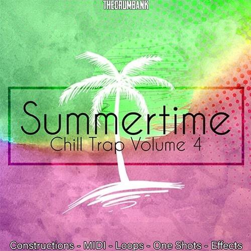 TheDrumBank Summertime Volume 4 WAV MiDi-DISCOVER