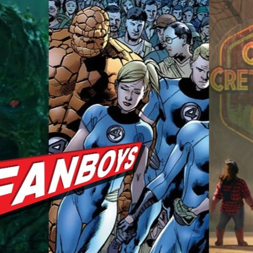 Swamp Thing Canceled, Fantastic Four In The MCU, And Jurassic World Spin-off   Los Fanboys