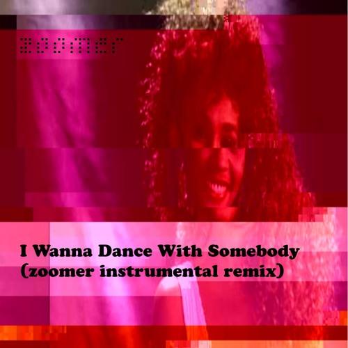 Whitney Houston - I Wanna Dance With Somebody (zoomer instrumental remix)