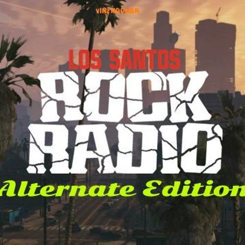 gta v los santos radio rock