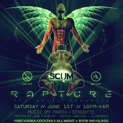 Live @ Scum Rapture (06-01-2019) by SCUMNYC | SCUM NYC | Free